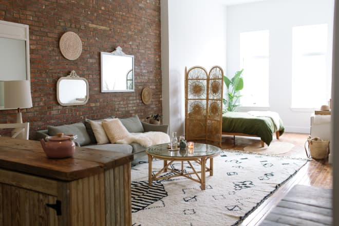 A Warm, Organic Brooklyn Apartment Was Designed With Zero Waste in Mind