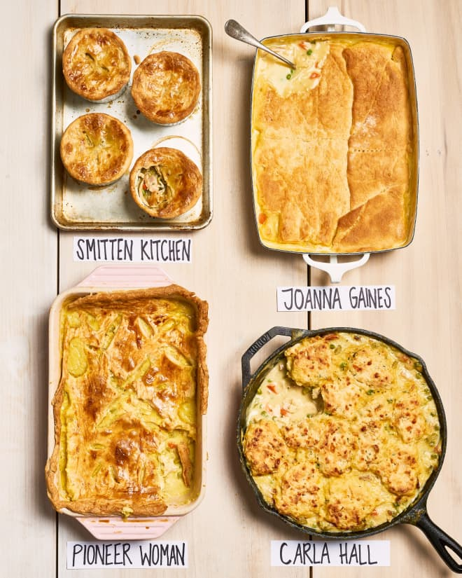Who Wins the Title of Best Chicken Pot Pie Ever?