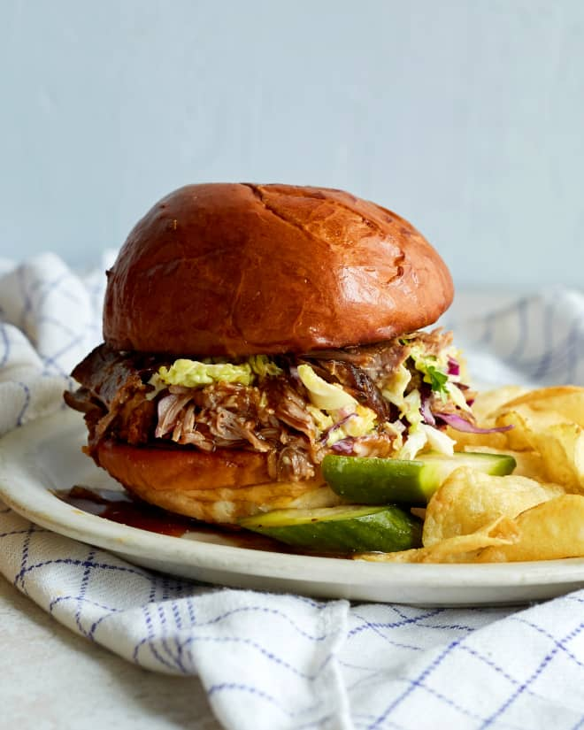 Recipe: Easiest-Ever Instant Pot Pulled Pork