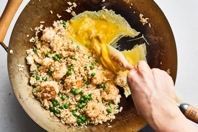 How To Make Shrimp Fried Rice That's Even Better than Takeout
