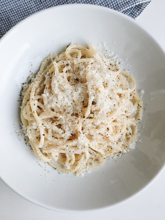 The Surprising Trick That Led Me to the Cacio e Pepe of My Dreams