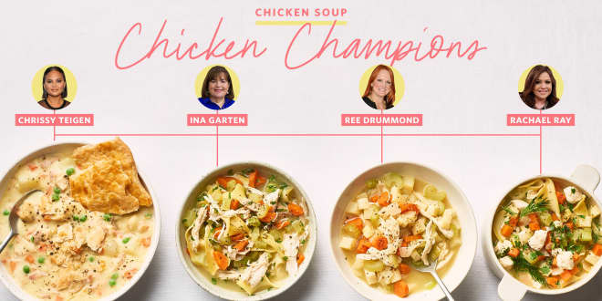 Who Wins the Title of Best Chicken Soup Ever?