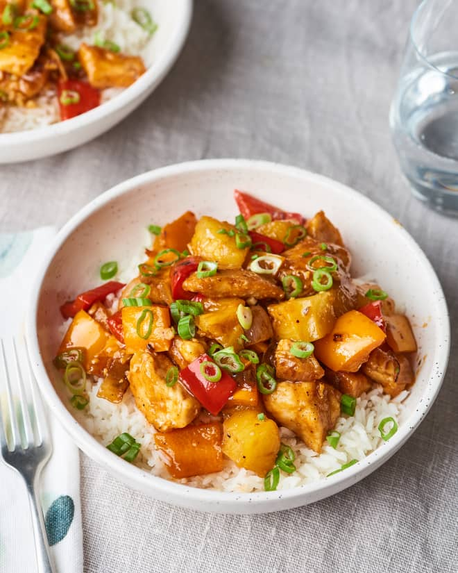 How To Make Quick & Easy Sweet and Sour Chicken