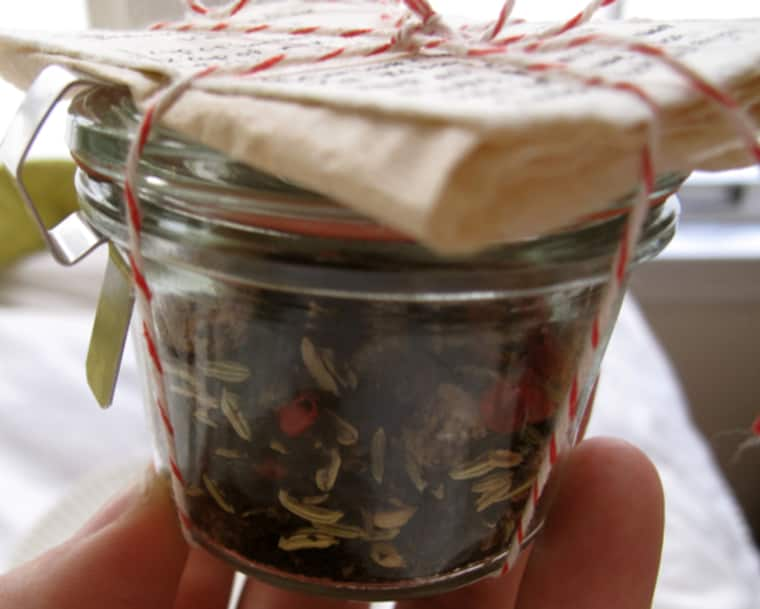 Chai Tea Mix | Festive Edible Gifts To Make And Give This Season
