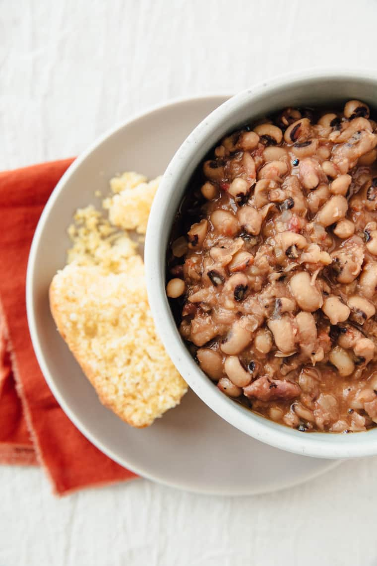 Black-Eyed Pea Stew | Yummy Soul Food Recipes | A Selection Of Satisfying Southern Goodness | traditional southern food recipes