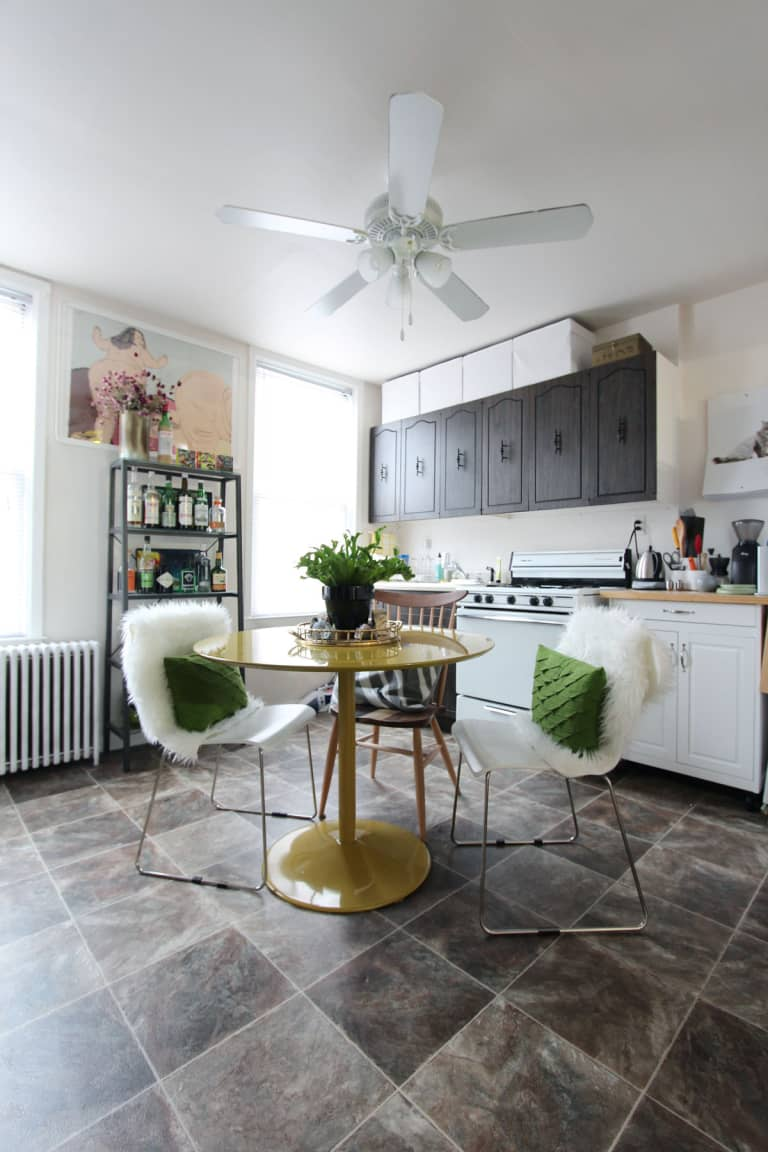 House Tour: A Joyously Eclectic Brooklyn Rental | Apartment
