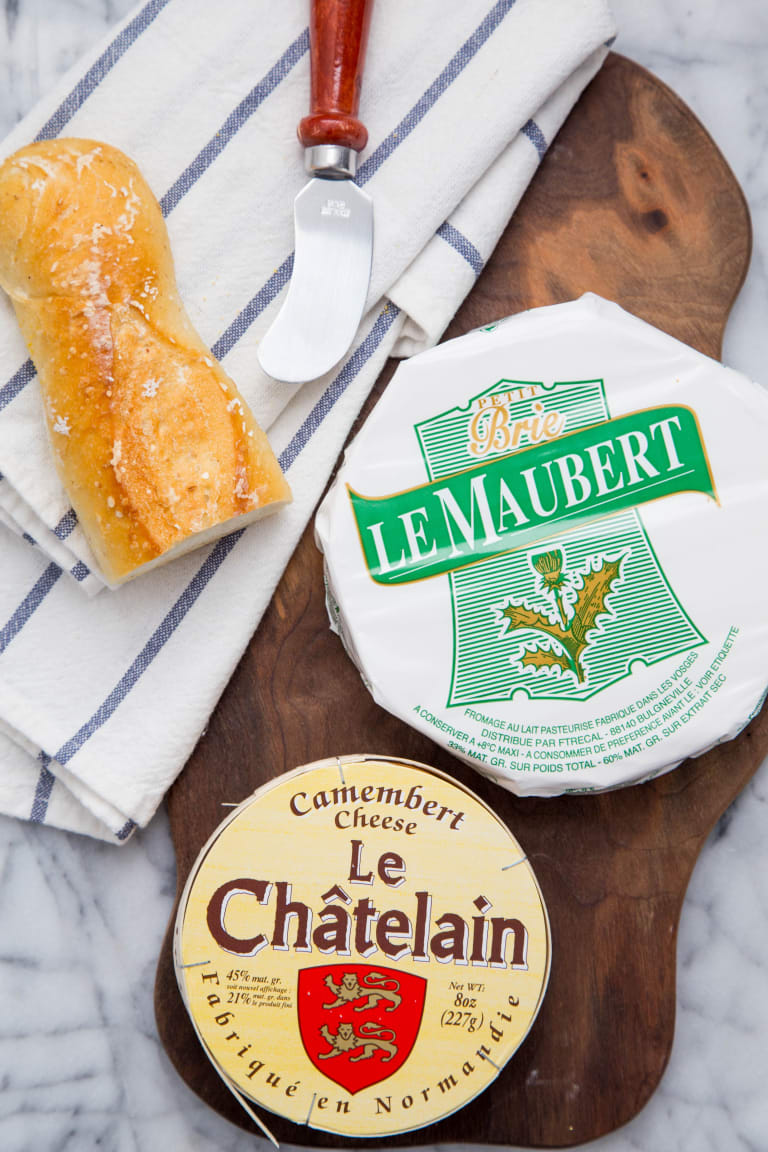 What's the Difference Between Brie and Camembert? | Kitchn