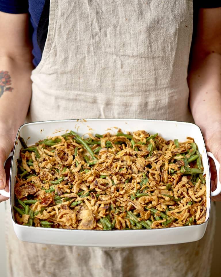 How To Make Classic Green Bean Casserole