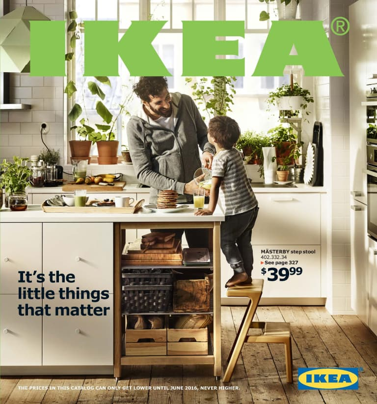 40 Reasons Your Kitchen Wants You To Shop Ikeas New 2016 Catalog