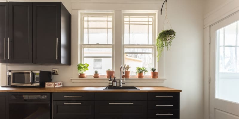 Black Kitchen Sink Pros Cons Apartment Therapy