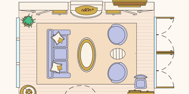 10 Living Room Layouts To Try Sample Floorplans Apartment Therapy