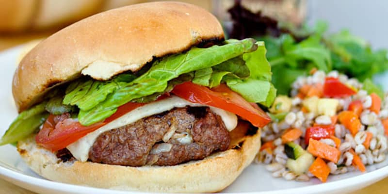 How To Grill Juicy Burgers | Kitchn