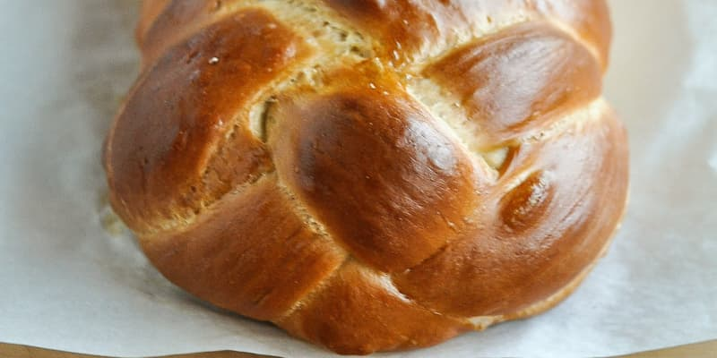 How To Make Challah Bread Recipe Kitchn