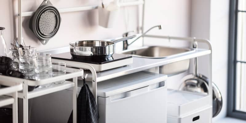 An Honest Review Of Ikea S Sunnersta Mini Sink Kitchn