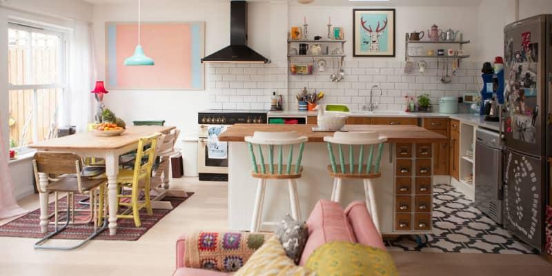 Pastel Kitchen Inspiration Kitchn