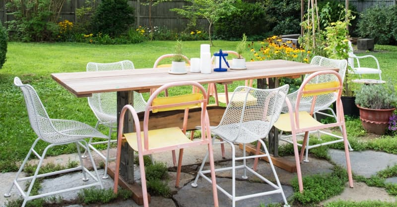 Best Outdoor Furniture: Dining Tables & Chairs | Apartment Therapy
