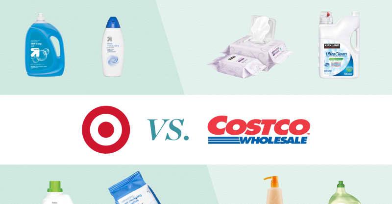 Costco vs  Target Price Comparison | Apartment Therapy