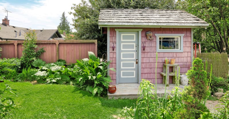 Backyard Shed FAQs - Zoning Laws and Permits | Apartment Therapy