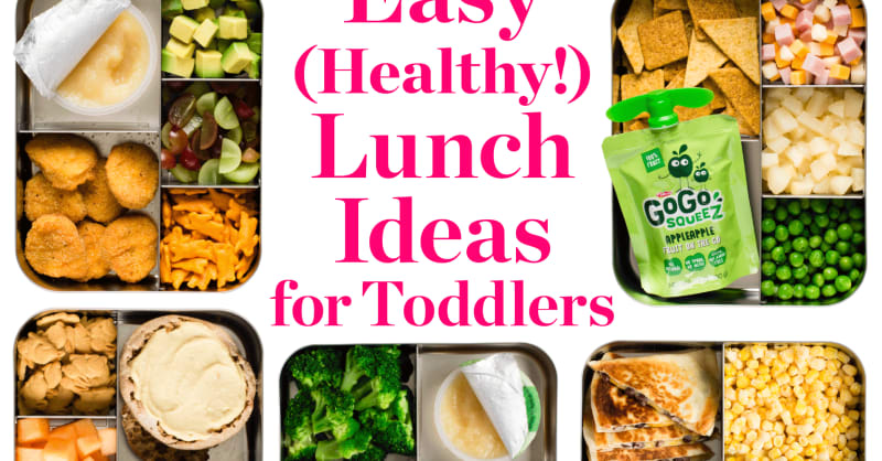 Lunch Box Ideas For Young Kids Kitchn