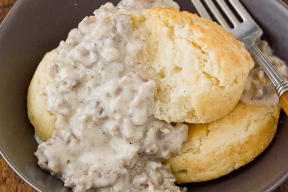 Sausage Gravy | Gravy Recipes From Grandma