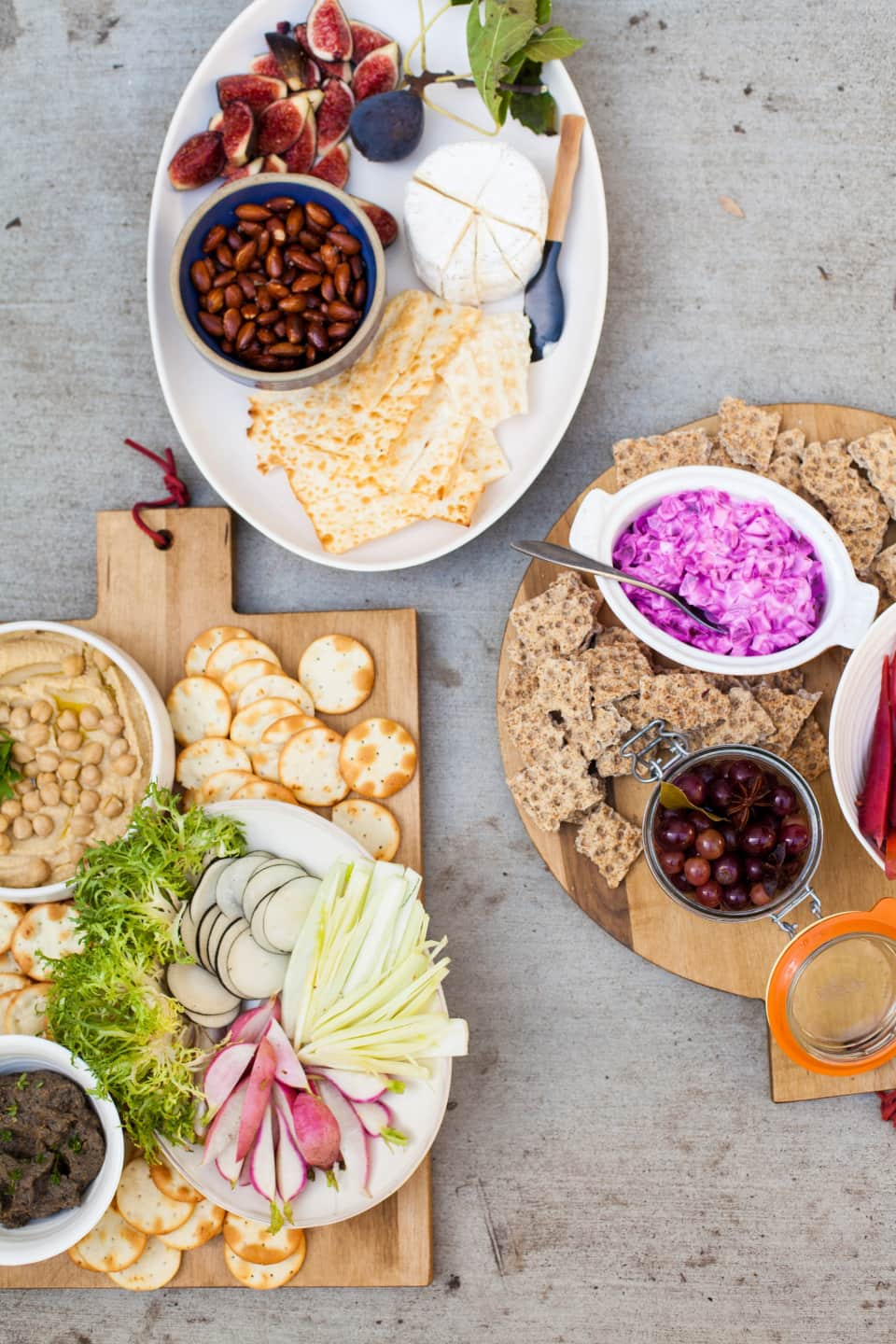 Thanksgiving Inspiration Modern Relish Tray | The Most Beautiful And Tasty Party Platters For Every Occasion