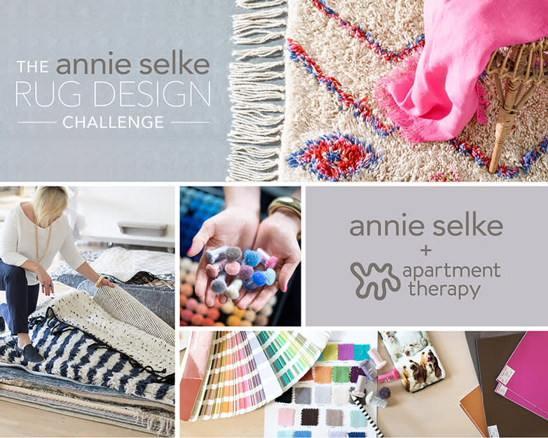 Here Are The Winners Of the Annie Selke Rug Design Challenge