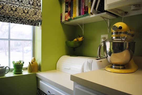 Michael Mandy S Apple Green Kitchen Kitchn