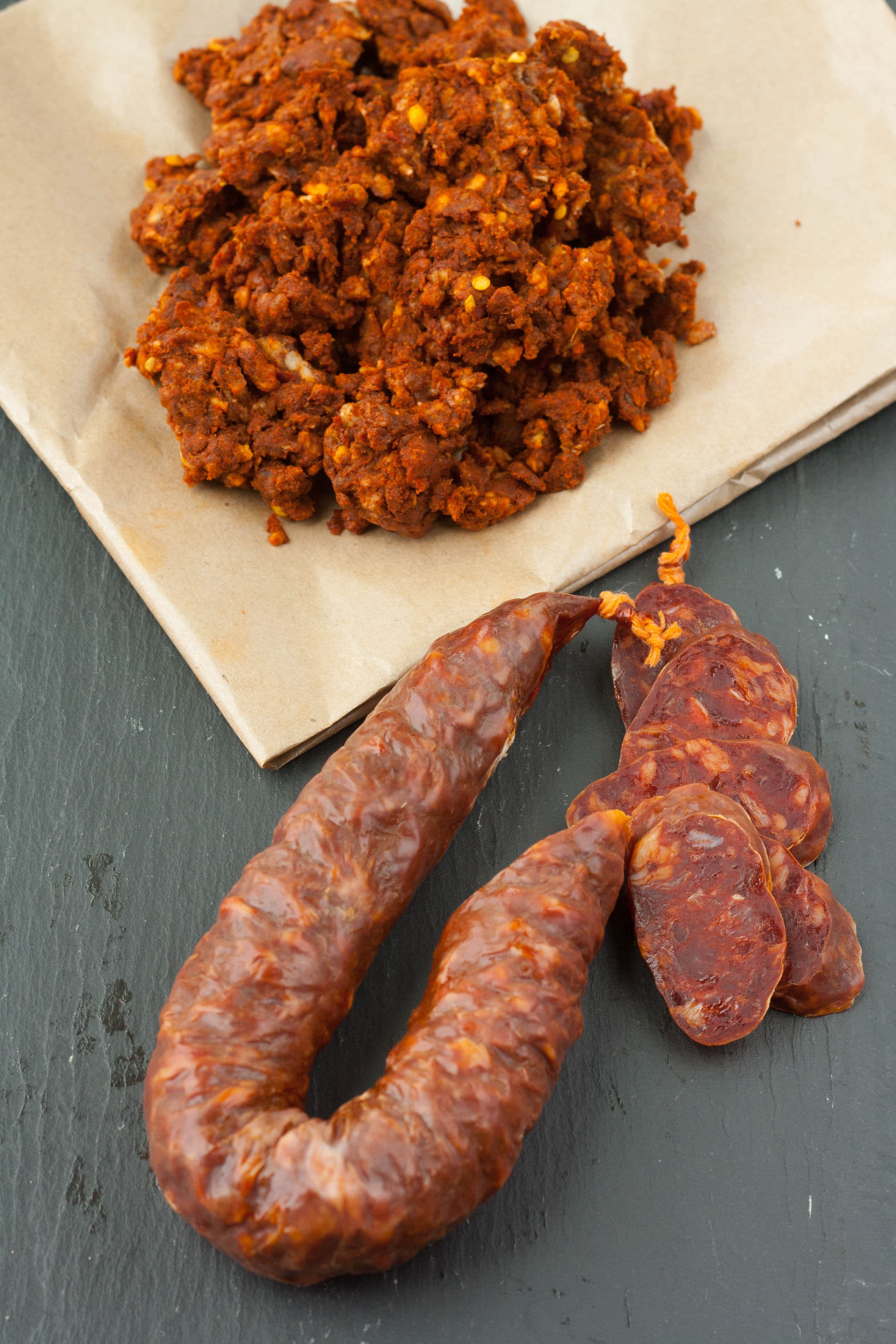 Whats The Difference Between Mexican And Spanish Chorizo Kitchn