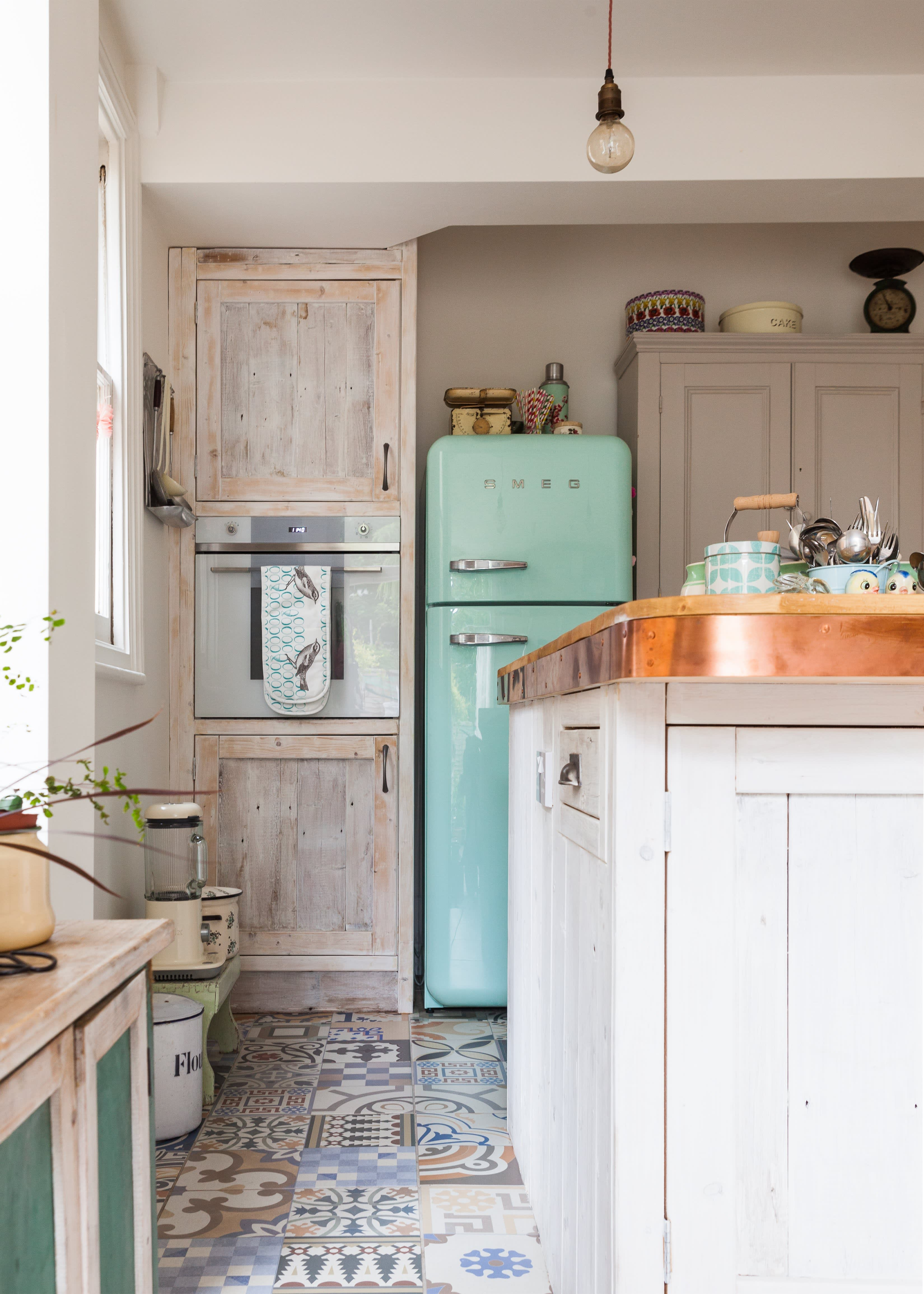 Modern Vintage Kitchen 3 Things I Love About This Modern Vintage Kitchen in London