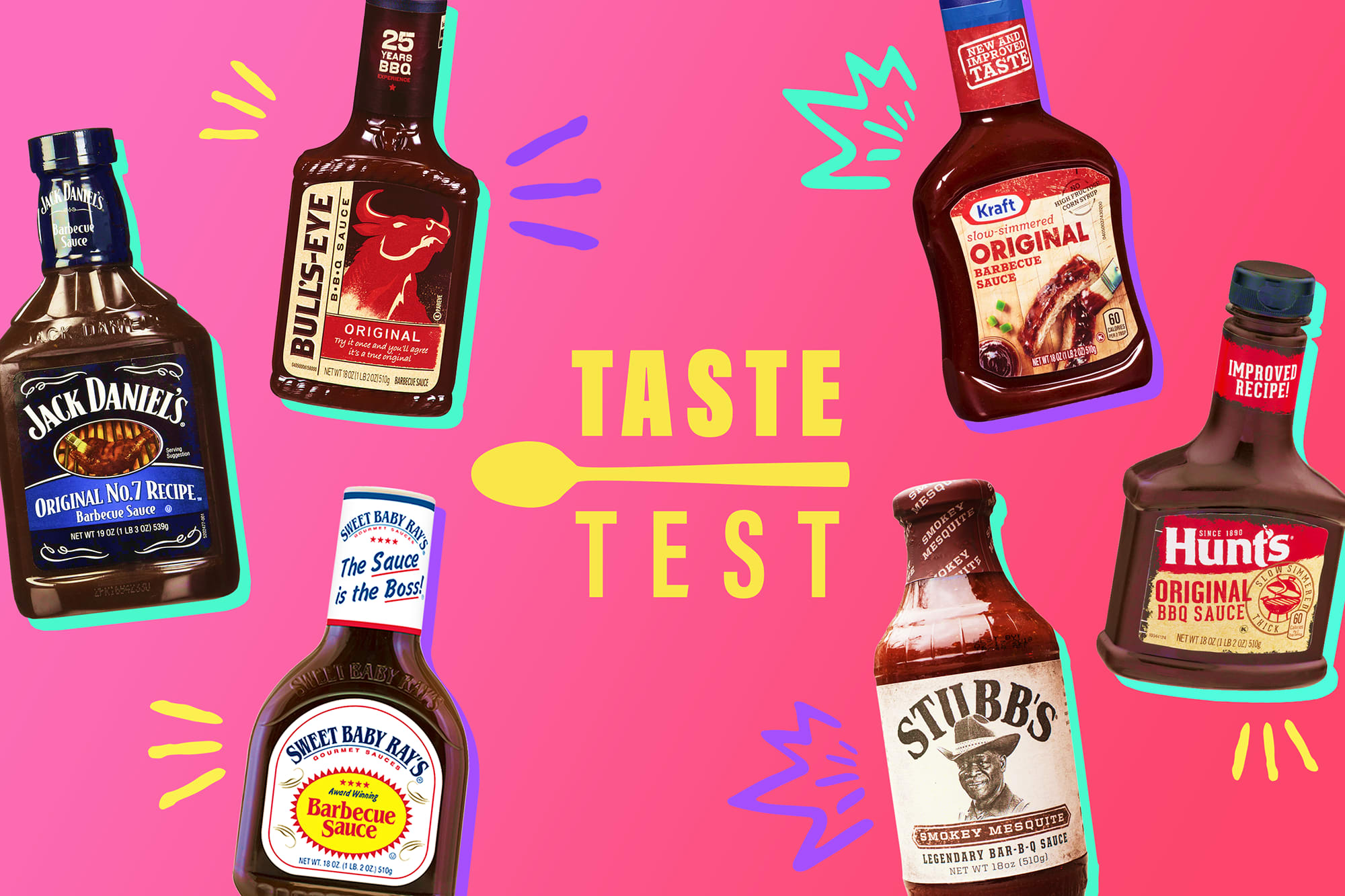 ccc36be88884c The BBQ Sauce Taste Test  We Tried 7 Brands and Ranked Them