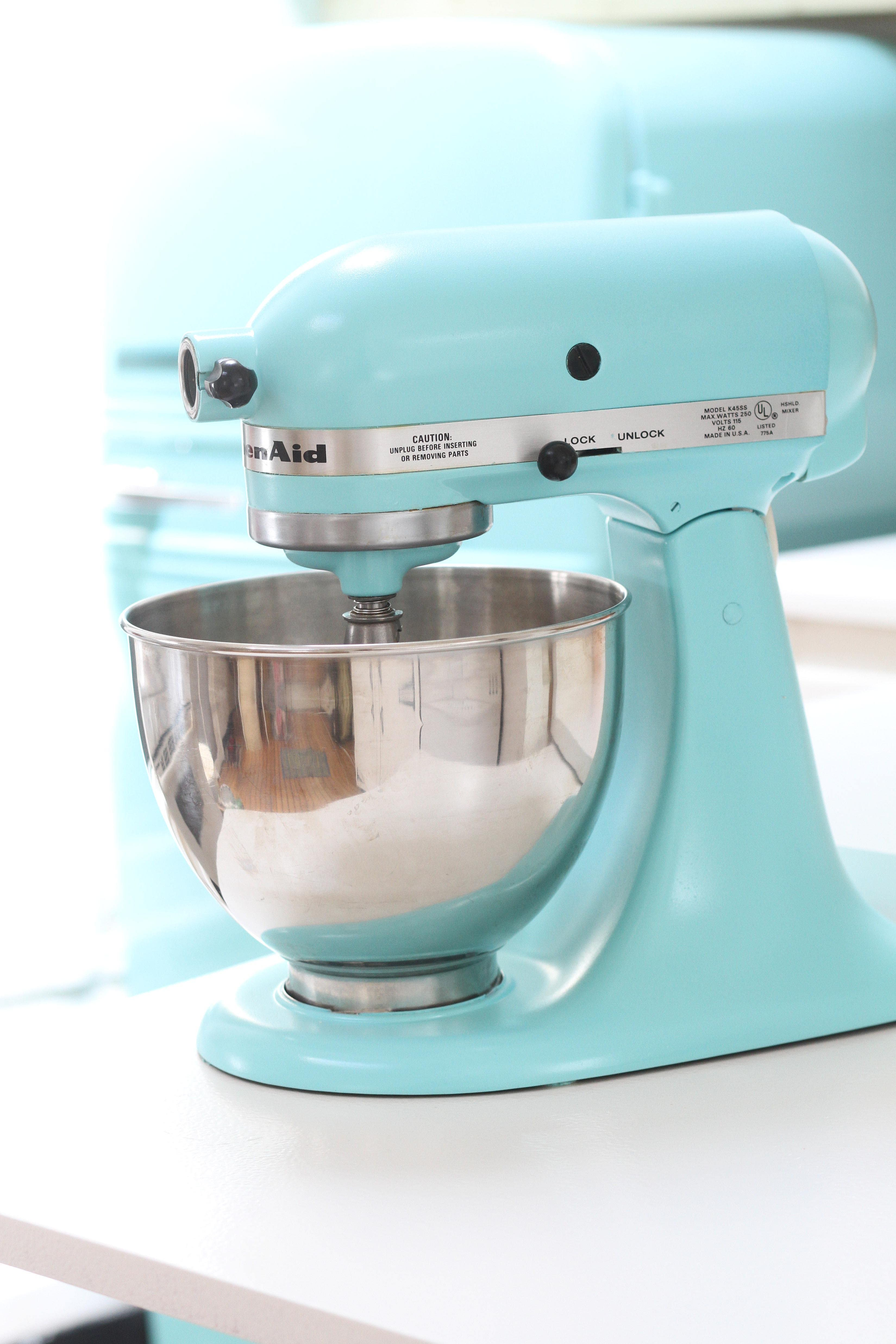 """Would You Buy a """"Mini"""" KitchenAid Stand Mixer?   Kitchn on cinnamon rolls with kitchenaid mixer, making bread with olive oil, cookies with kitchenaid mixer, kitchenaid 9-speed hand mixer, making bread with vitamix, making bread at home, pasta with kitchenaid mixer,"""