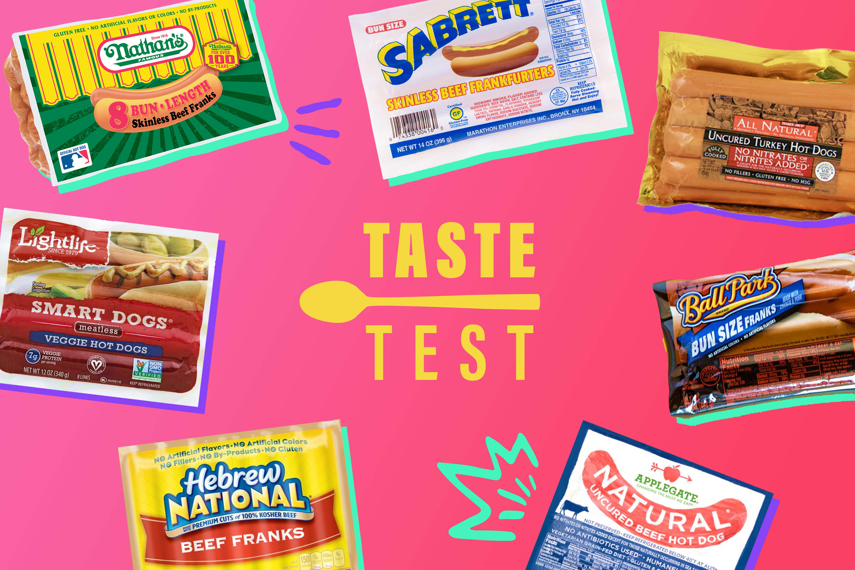 The Hot Dog Taste Test: We Tried 9 Brands and Here's What We Thought
