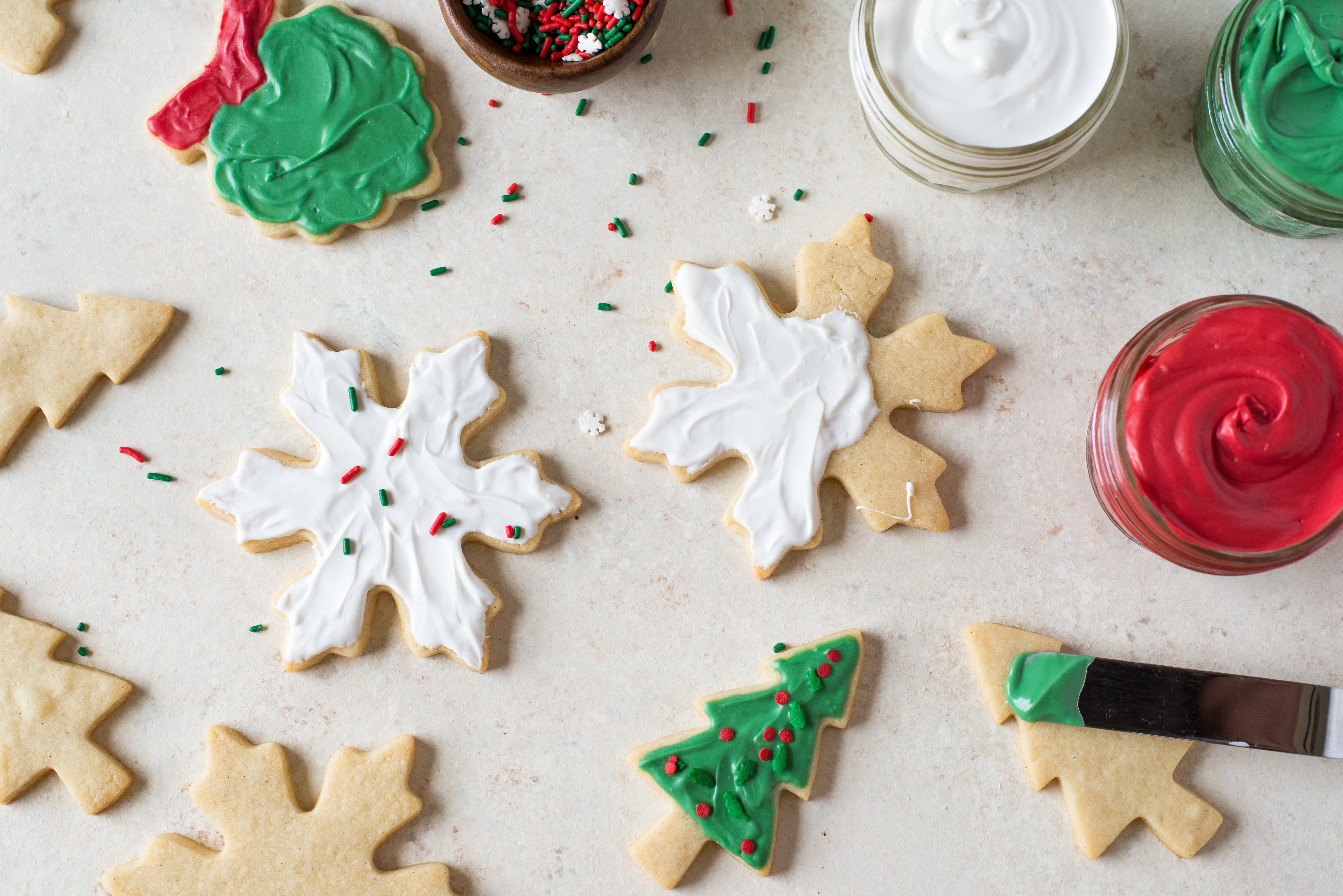 The Best Icing For Decorating Cookies Candy Melts Kitchn