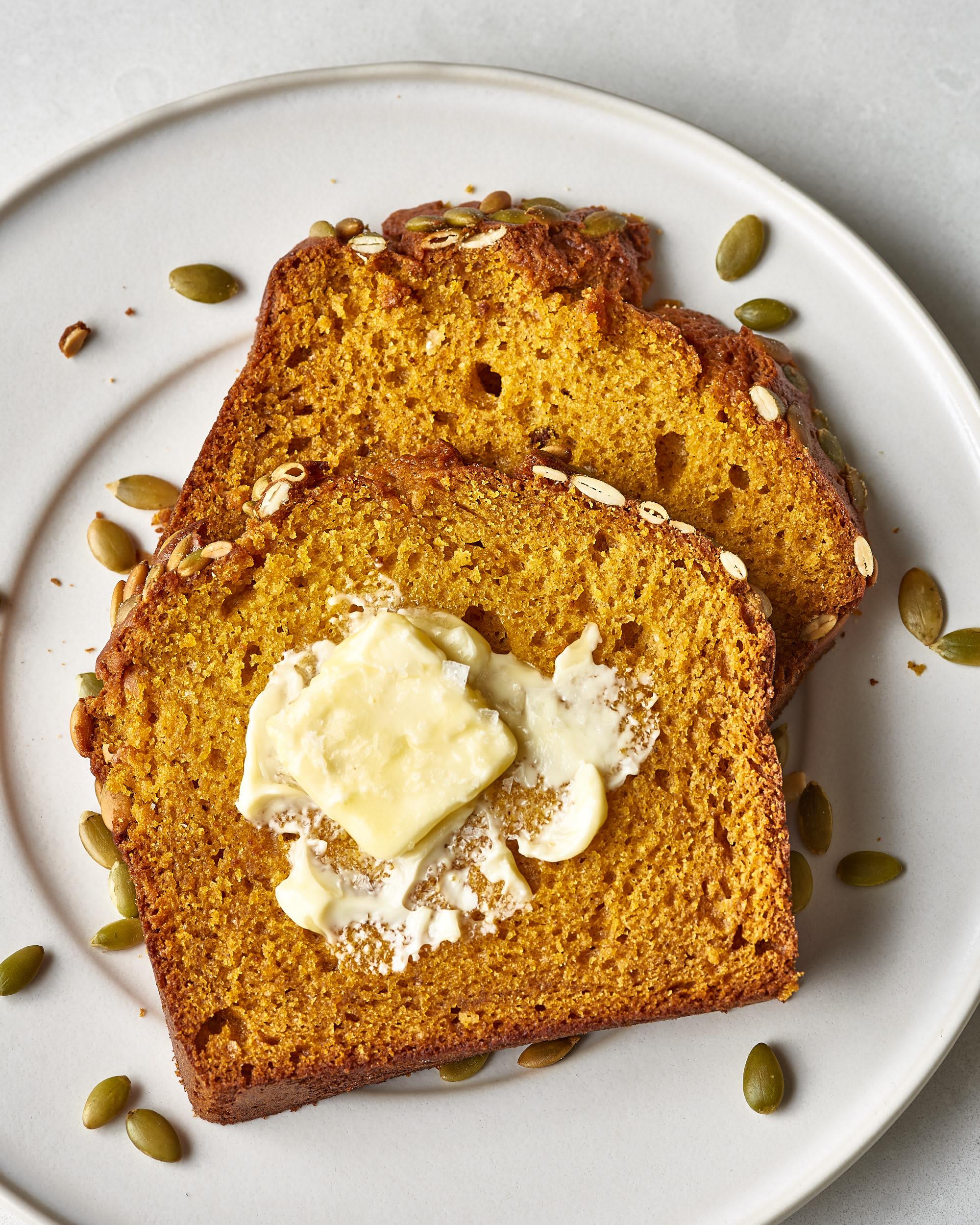 This Pumpkin Bread Recipe Is Better Than Starbucks Kitchn