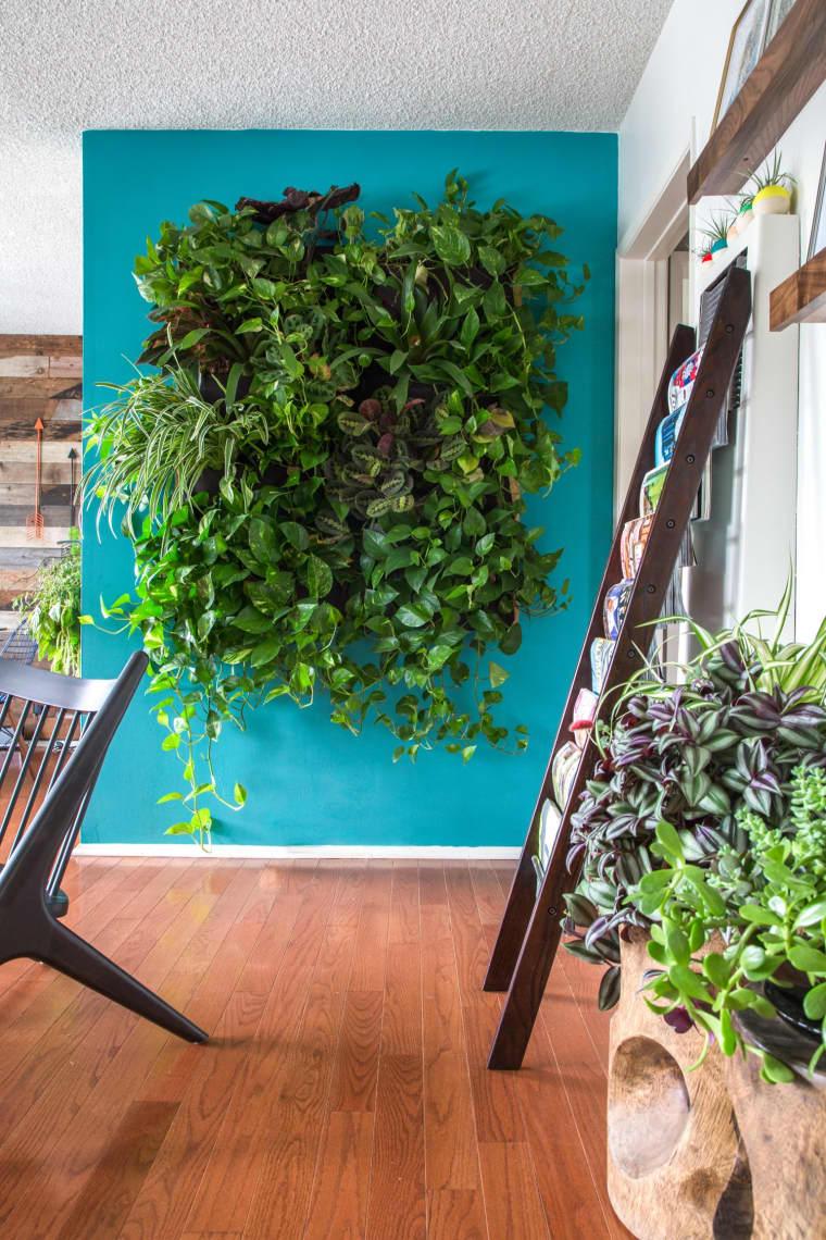 verticale tuin binnen