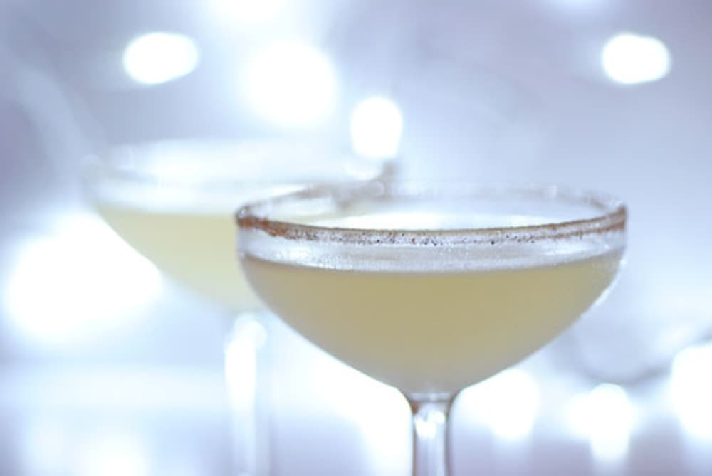 A Very Merry Cocktail Recipe: The Spiced Pear Margarita | Kitchn