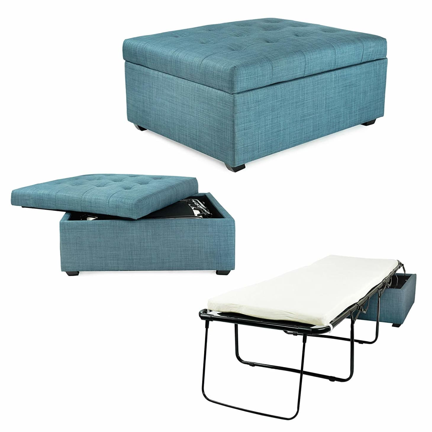 Amazing Buy An Ottoman Bed For Under 200 Apartment Therapy Customarchery Wood Chair Design Ideas Customarcherynet