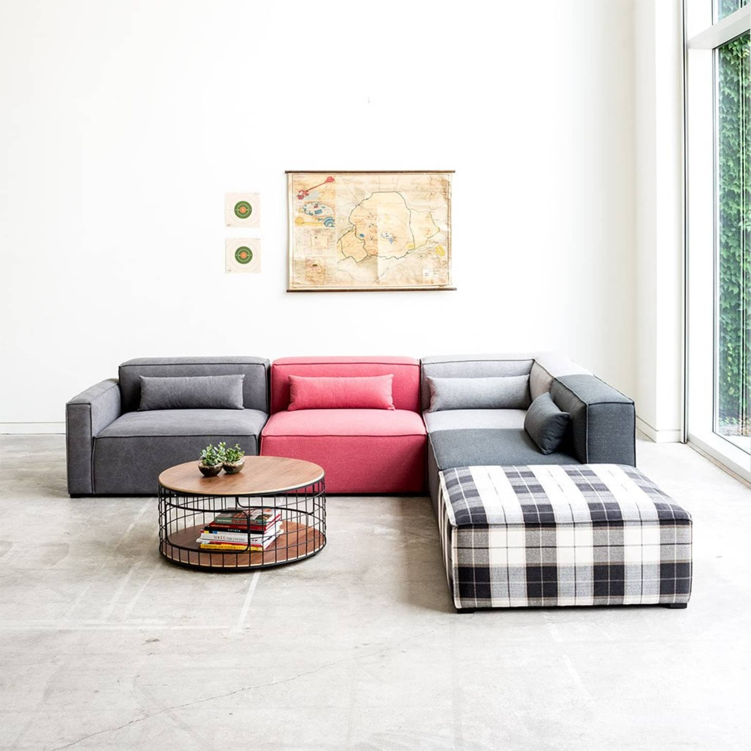 Wondrous Expandable Modular Best Sectional Sofas Apartment Therapy Theyellowbook Wood Chair Design Ideas Theyellowbookinfo