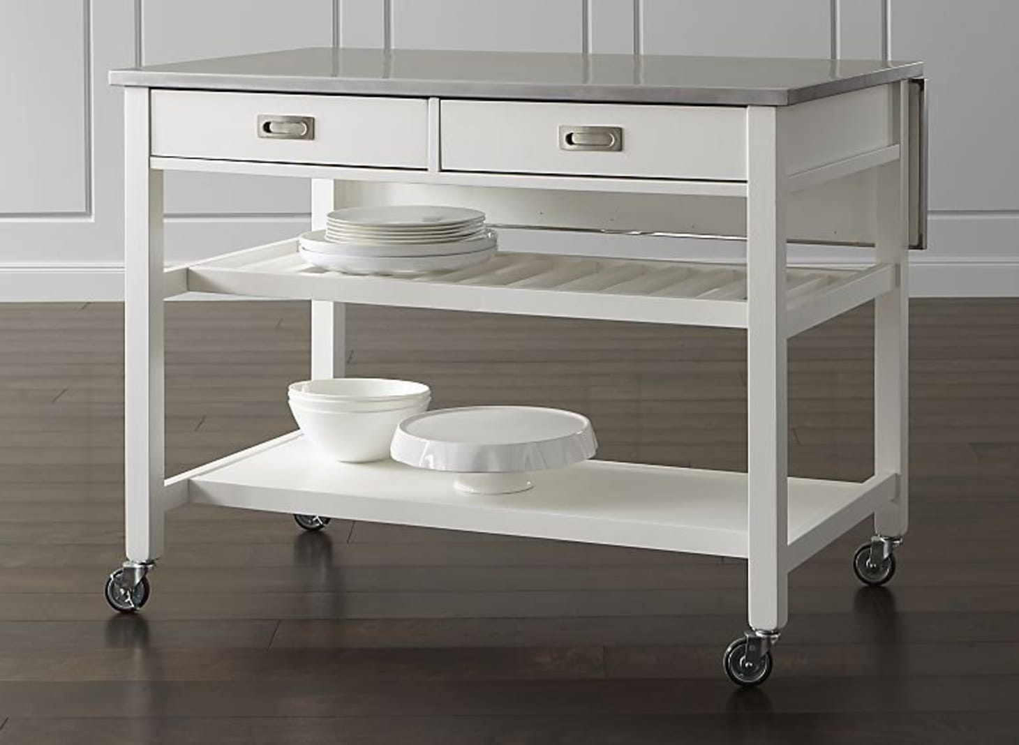 Kitchen Carts And Islands For Every Budget