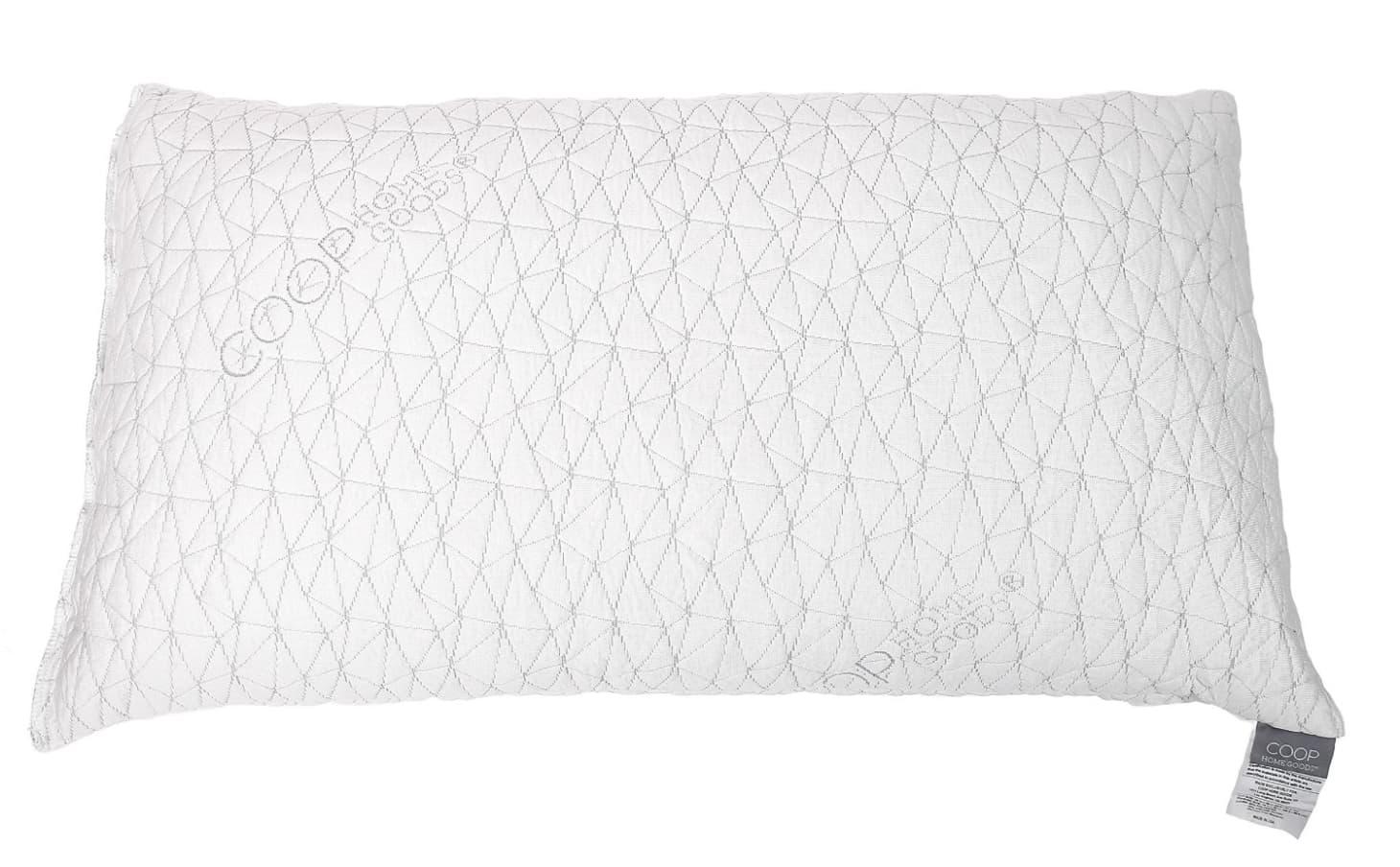 HypoallergenicMade in USA NEW Bamboo Shredded Memory Foam Pillow