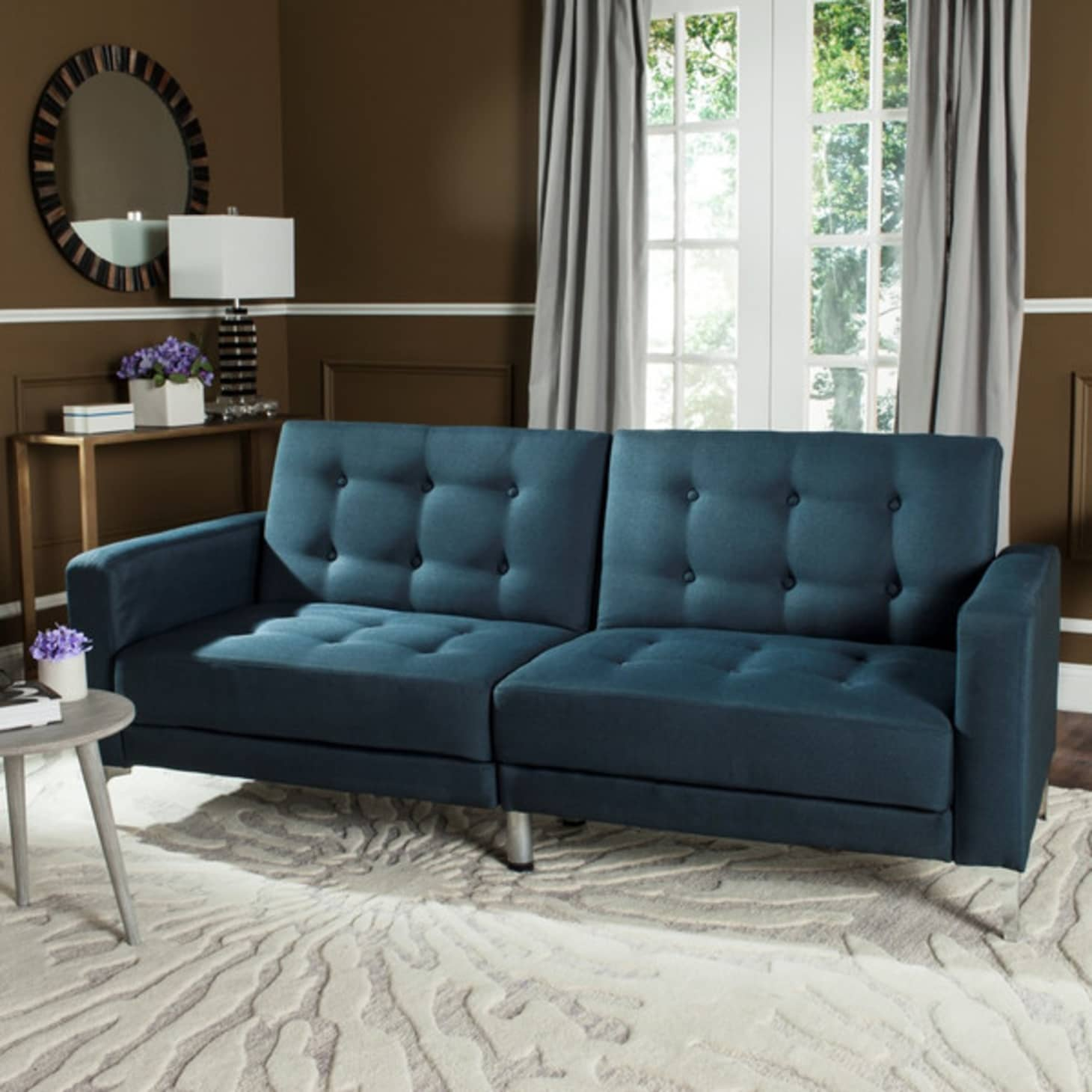Brilliant Your Overnight Guests Will Thank You 10 Sleeper Sofas Under Gmtry Best Dining Table And Chair Ideas Images Gmtryco