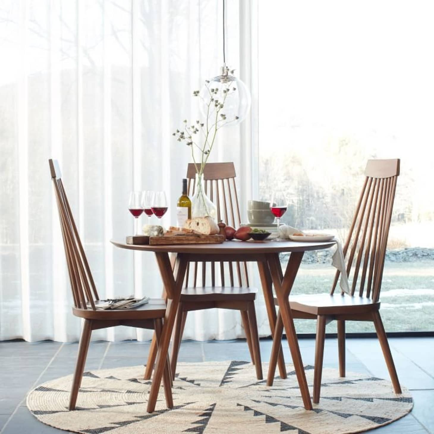 Modern Round Dining Tables West Elm Ikea And More
