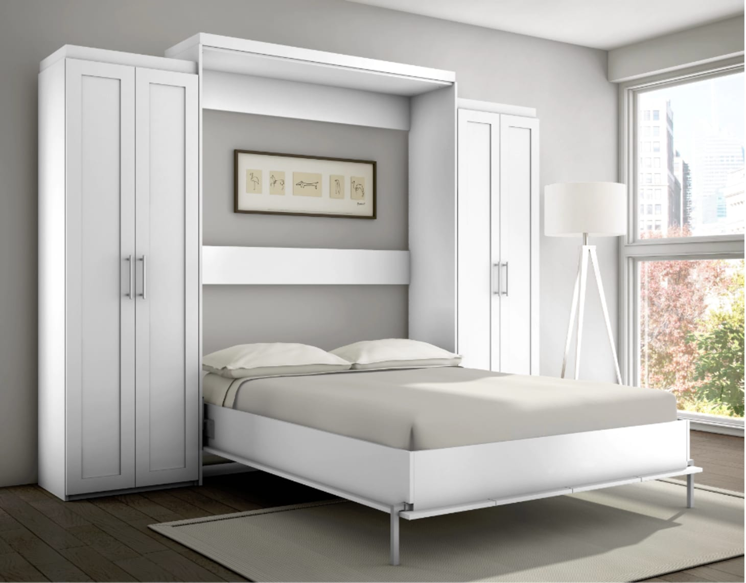 10 Murphy Beds & Wall Beds for Small Spaces | Apartment Therapy