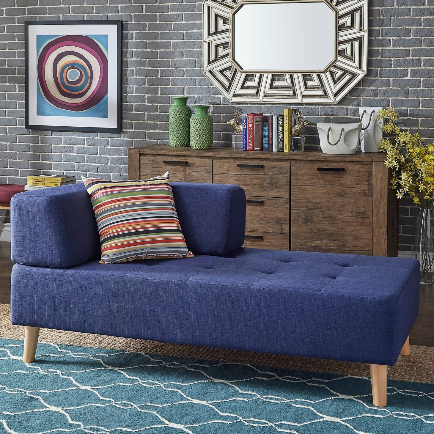 . 12 of the Best Looking Modern Chaise Lounges   Apartment Therapy
