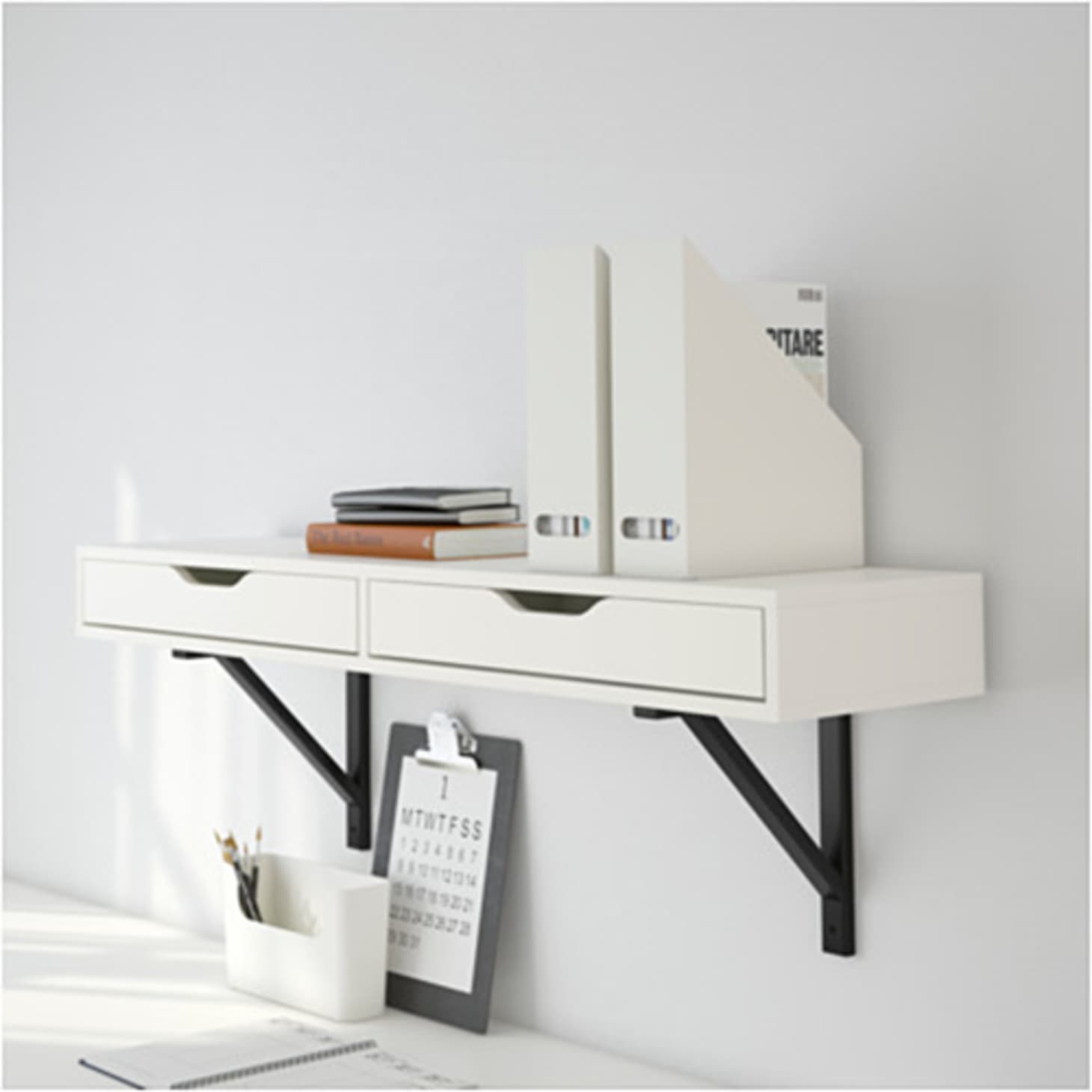 Best Wall Mounted Desks & Tables: 2016 Annual Guide ...
