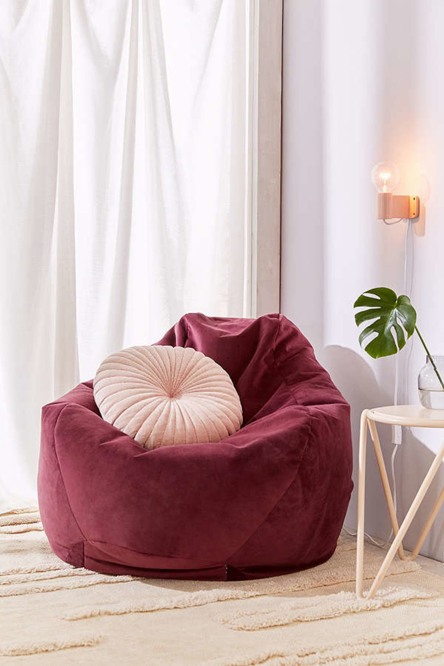 Sensational Believe It Or Not 10 Surprisingly Stylish Beanbag Chairs Onthecornerstone Fun Painted Chair Ideas Images Onthecornerstoneorg