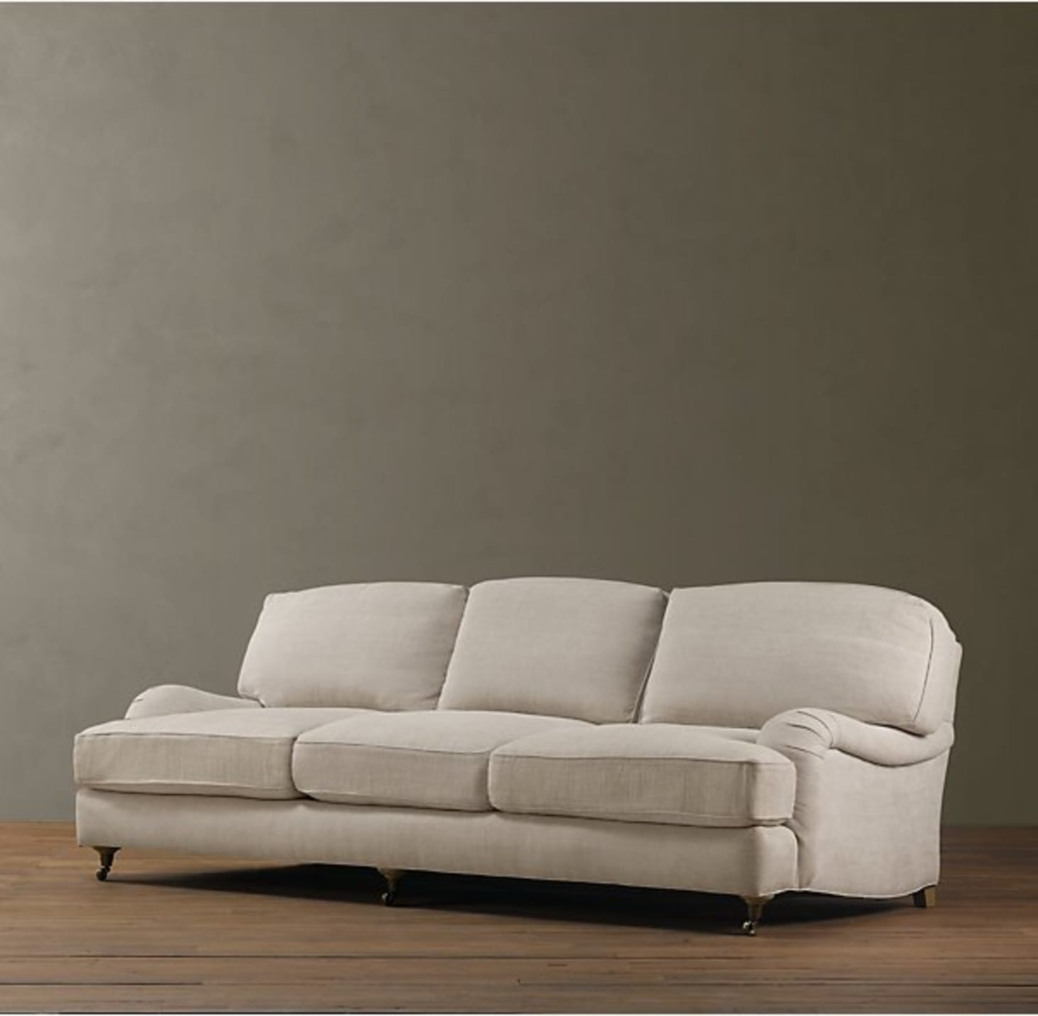 Brilliant Comfy Chic Best English Roll Arm Sofas Apartment Therapy Home Interior And Landscaping Ologienasavecom