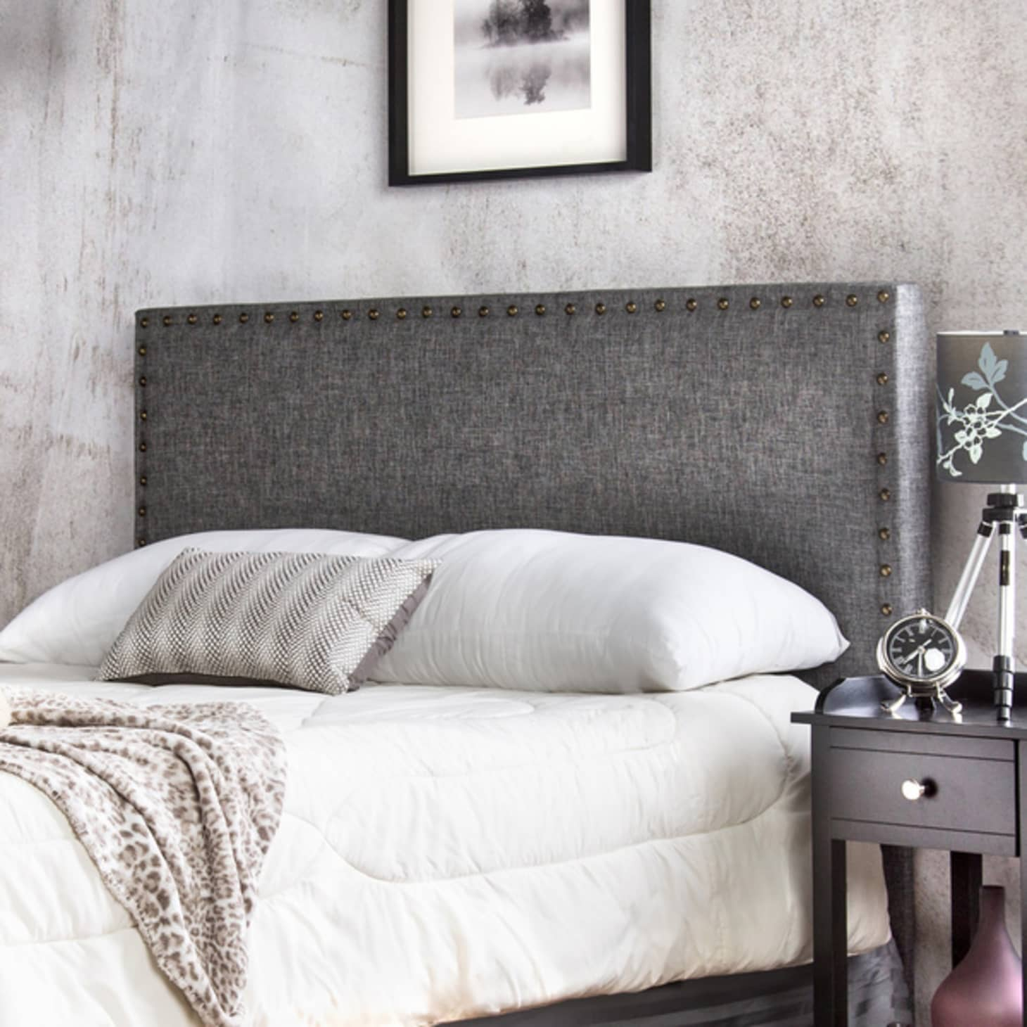 Create Your Dream Bedroom Best Upholstered Fabric