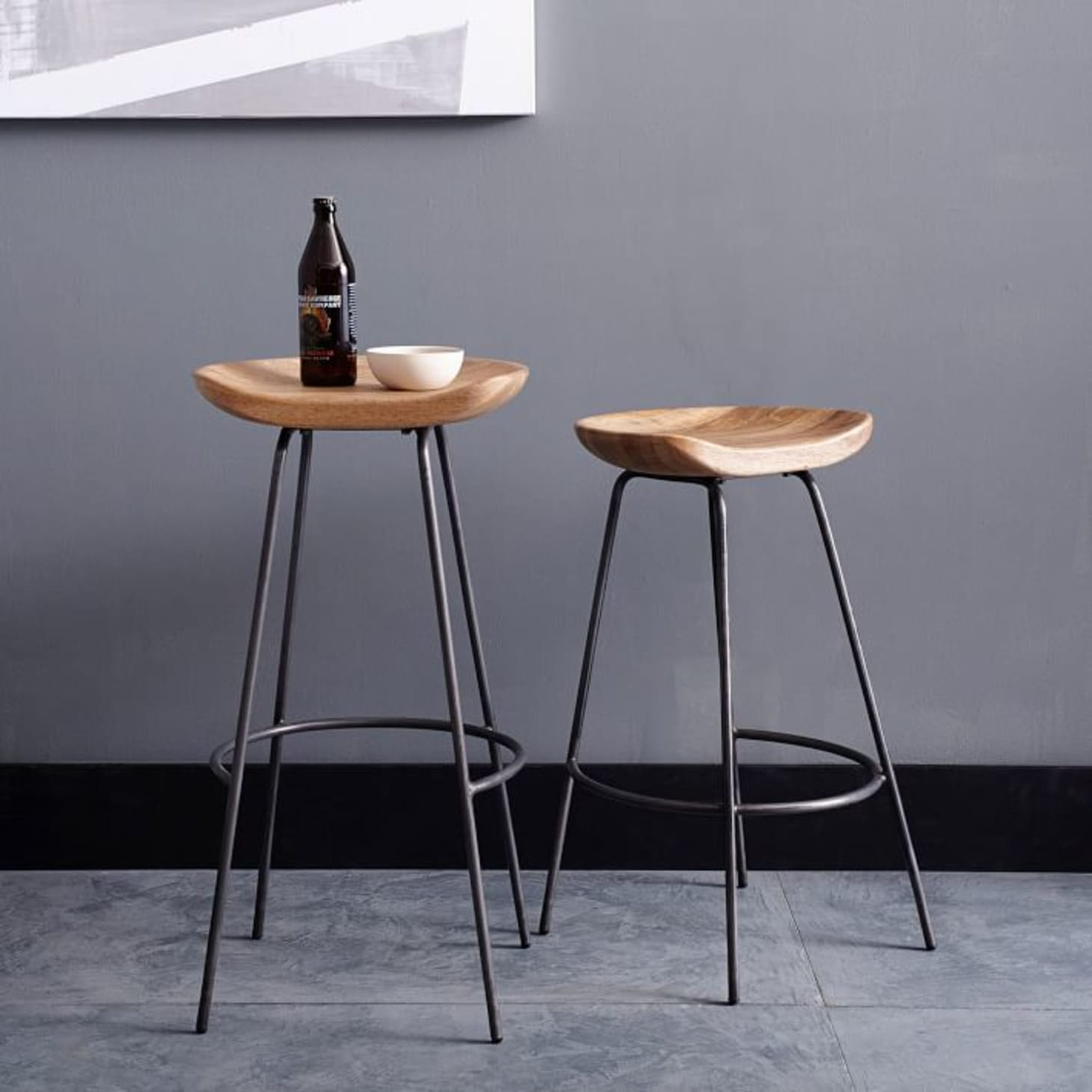 Sensational Best Bar Stools Counter Stools 2012 Apartment Therapy Ibusinesslaw Wood Chair Design Ideas Ibusinesslaworg