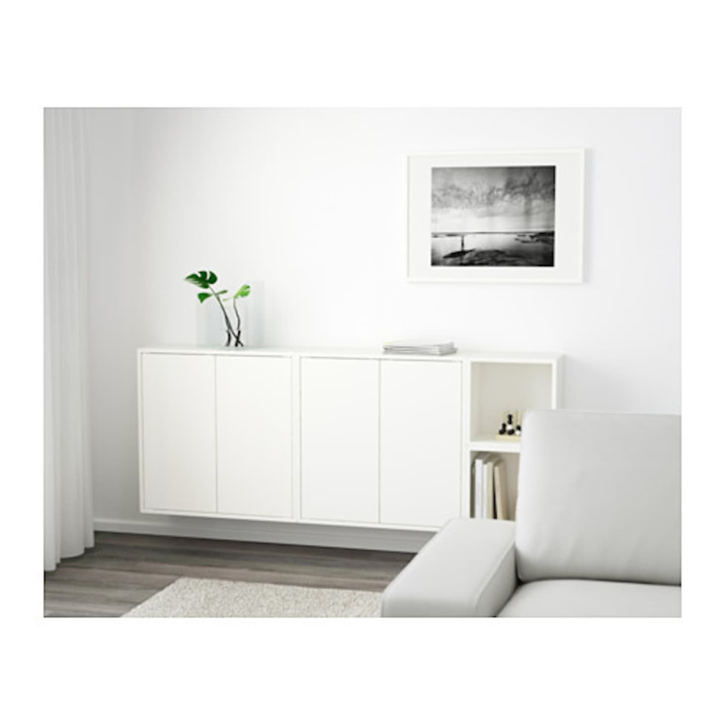 10 Best Wall Mounted Cabinets Nightstands Apartment Therapy